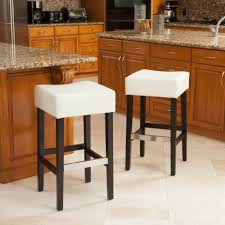 kitchen bar stools backless bar stools pub height chairs 30 inch backless bar stools white