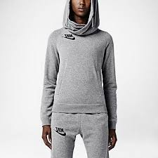 minute women u0027s hoodie nike rally funnel neck pullover canada