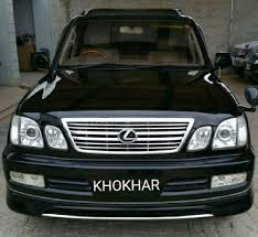 lexus cars 2005 lexus lx series lx470 2005 for sale in lahore pakwheels