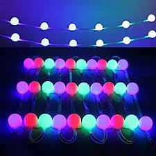 kapata 25ft led storefront lights window light kits