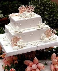 Big Wedding Cakes Beach Theme Wedding Cakes Blue Color 5 Tier Wedding Cake