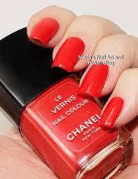 marias nail art and polish blog chanel ruse swatches