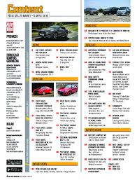 nissan juke vs ford ecosport auto bild magazine ed 337 march 2016 scoop