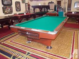 brunswick used pool tables 9ft brunswick gold crown iii for sale for sale