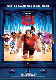wreck ralph 2012 movie posters joblo posters