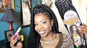 crochet hair mohawk pattern cuban twist mohawk pt 2 teeday6 youtube