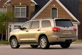 2005 toyota sequoia limited specs 2009 toyota sequoia overview cars com