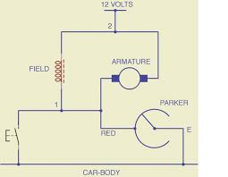 2 speed windshield wiper vs 1 electrical instruments by within