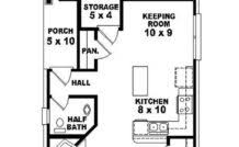 small house plans under 500 sq ft inside