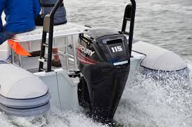 the new mercury four stroke outboards 2014 youtube