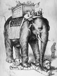 democrats donkey republicans elephant