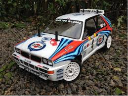 martini livery lancia 58569 lancia delta integrale from klausen showroom tamiya xv01
