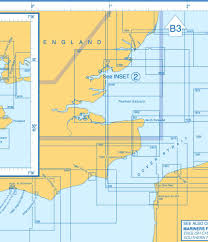 English Channel Map Admiralty Charts English Channel East And North Sea South B2 29