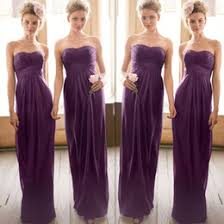 flowy bridesmaid dresses dropshipping flowy purple bridesmaid dresses uk free uk delivery