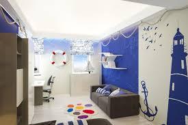 maritimes schlafzimmer kinderzimmer wandgestaltung maritim speyeder net verschiedene