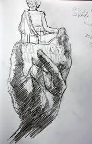buddha hand sketch by r151n9 on deviantart