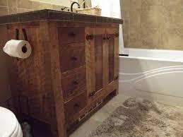 Barnwood Bathroom Vanity 85 Most Necessary Barnwood Bathroom Vanity Luxury Reclaimed Wood