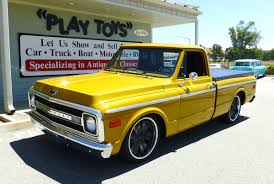 1969 chevrolet c10 short bed pick up