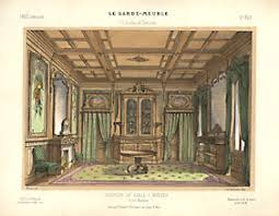 Empire Style Interior Design Art Decorative Arts Furniture U0026 Interiors Le Garde