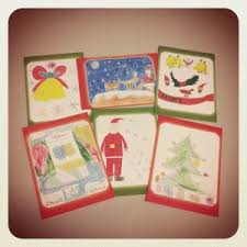 christmas cards debra ireland