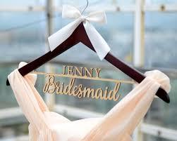 Wedding Dress Hanger Aliexpress Com Buy Personalized Rustic Wedding Hanger Bride