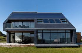 6 sustainable homes that produce more energy than they expend