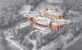 Uga Campus Map Two Uga Buildings Named For Business Leaders Uga Today