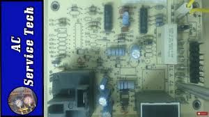 how this defrost control board works heat pump wiring for defrost