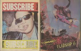 thrasher magazine august 1986