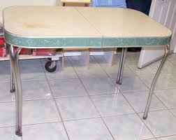 vintage kitchen table formica video and photos madlonsbigbear com