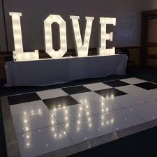 Wedding Backdrop Hire Birmingham Love Letter Hire In Birmingham Led Light Up Love Sign Event Store
