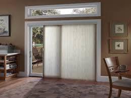 decor window treatment ideas for sliding glass doors window