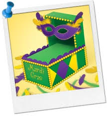 mardi gra floats mardi gras shoebox floats mardi gras activity for kids at birthday
