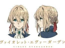Violet Evergarden Violet Evergarden Anime Cast Character Designs Revealed Otaku Tale