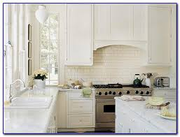 carrara marble subway tile kitchen backsplash tiles home