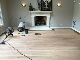 how to refinish your hardwood floors sanding with the