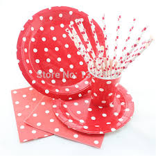 20sets pcs for 20 using beautiful dot design baby birthday