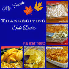 thanksgiving side dishes archives home things