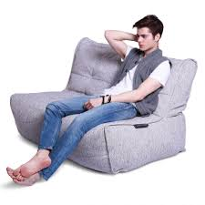 sofas center seater creama designer bean bag couch new zealand