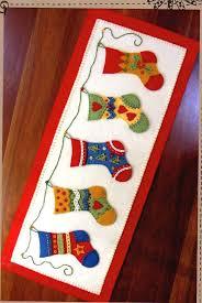 Stocking Designs by Best 20 Felt Christmas Stockings Ideas On Pinterest Diy Felt
