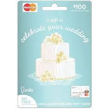 wedding gift card vanilla mastercard wedding gift card 100 sam s club