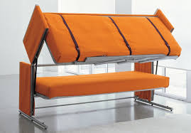 Bunk Bed With Sofa by Bonbon U0027s Brilliant Doc Sofa Transforms Into A Bunk Bed In A Snap