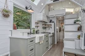 tiny homes interior the heritage by summit tiny homes in columbia
