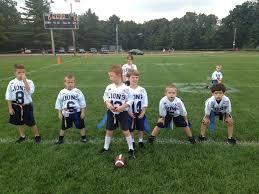 Flag Football Plays 7 On 7 2012 Tm Football Lions Youth Football