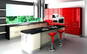 cuisine en l moderne daccoration de cuisine moderne decoration de la cuisine en bois