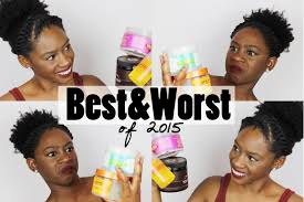 best and worst natural hair products of 2015 youtube