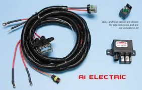electric fan wiring harness kits diagram wiring diagrams for diy