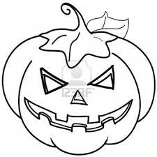 coloriage halloween a imprimer qui fait peur