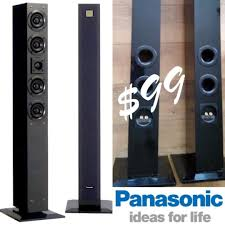 home theater panasonic panasonic sb pf500 hi end floorstanding loudspeaker priced per