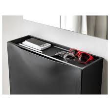 Ikea Com Kitchen by Trones Shoe Storage Cabinet Black Ikea